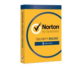 Program antywirusowy NortonLifeLock Security Deluxe 5st. (12m.)