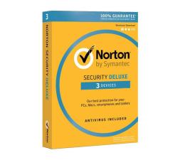 Program antywirusowy Symantec Norton Security Deluxe 3st. (12m.)