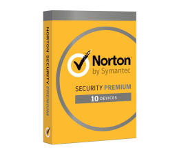 Program antywirusowy Symantec Norton Security Premium 10st. (12m.)