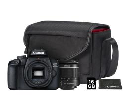 Lustrzanka Canon EOS 4000D 18-55 DC III VUK
