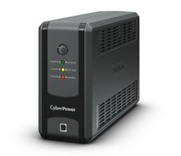 Zasilacz awaryjny (UPS) CyberPower UPS UT 850 EG-FR (850VA/425W, 3xFR, AVR)