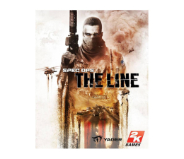 Gra na PC YAGER Spec Ops: The Line ESD Steam