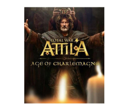 Gra na PC Creative Assembly Total War:Attila-Age of Charlemagne Campaign Pack