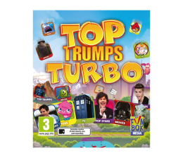 Gra na PC Good Day Games Top Trumps Turbo ESD Steam