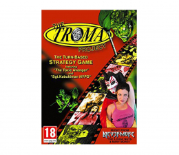 Gra na PC Nekrosoft The Troma Project ESD Steam