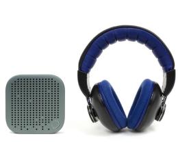 Słuchawki przewodowe Snab Overtone HS-42M + Jukebox JB-11