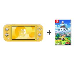 Konsola Nintendo Nintendo Switch Lite (Żółty) + Zelda: Link's Awakening