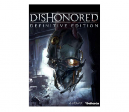 Gra na PC Arkane Studios Dishonored Definitive Edition ESD Steam