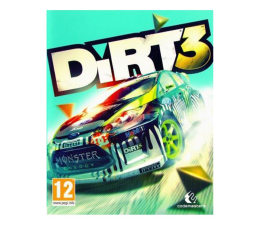 Gra na PC Codemasters Dirt 3 ESD Steam
