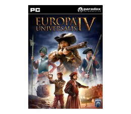 Gra na PC Paradox Development Studio Crusader Kings II Europa Universalis IV Converter