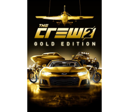 Gra na PC Ubisoft The Crew 2 (Gold Edition)