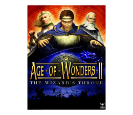 Gra na PC Paradox Interactive Age of Wonders II: The Wizards Throne ESD Steam