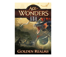 Gra na PC Paradox Interactive Age of Wonders III - Golden Realms Expansion (DLC)