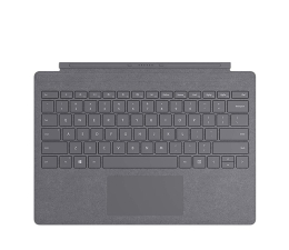 Klawiatura do tabletu Microsoft Type Cover do Surface Pro (Lit Charcoal)