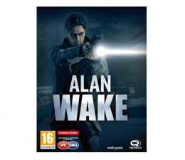 Gra na PC PC Alan Wake (Collector's Edition) ESD Steam