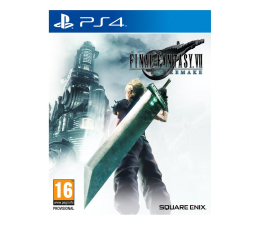 Gra na PlayStation 4 PlayStation Final Fantasy VII Remake