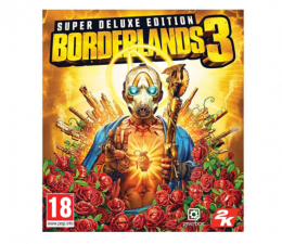 Gra na PC 2K Games Borderlands 3 (Super Deluxe Edition) Epic Store