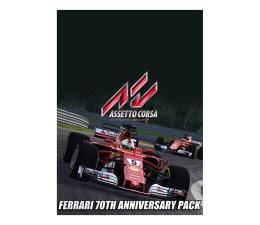 Gra na PC PC Assetto Corsa Ferrari 70th Anniversary Pack (DLC)