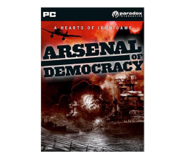 Gra na PC Paradox Interactive Arsenal of Democracy A Hearts of Iron ESD Steam