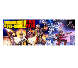 Gra na PC 2K Games Borderlands The Pre-Sequel Season Pass (DLC) ESD
