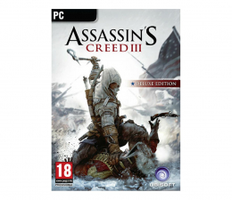 Gra na PC Ubisoft Assassin's Creed 3 (Deluxe Edition) ESD Uplay