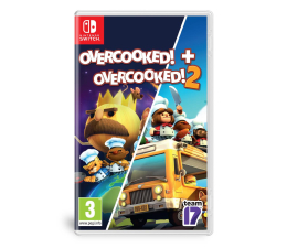 Gra na Switch Sold Out Overcooked! +  Overcooked! 2