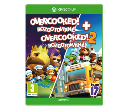 Gra na Xbox One Sold Out Overcooked! +  Overcooked! 2