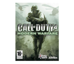 Gra na PC Aspyr Media Call of Duty 4:Modern Warfare ESD Steam