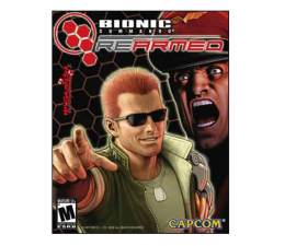Gra na PC Capcom Bionic Commando: Rearmed ESD Steam