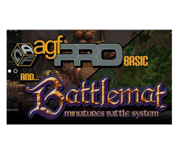 Gra na PC PC Axis Game Factory's AGFPRO BattleMat Multi-Player