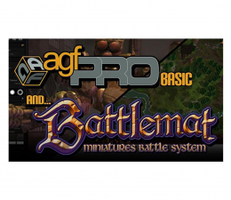 Gra na PC Axis Game Factory Axis Game Factory's AGFPRO BattleMat Multi-Player