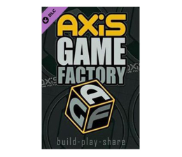 Gra na PC Axis Game Factory Axis Game Factory's AGFPRO Zombie FPS Player DLC