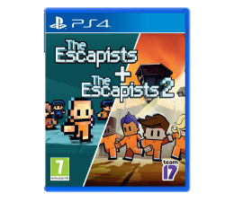 Gra na PlayStation 4 Sold Out The Escapist + The Escapist 2