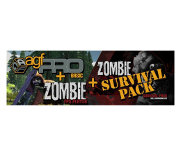 Gra na PC PC Axis Game Factory's+Zombie FPS+Survival Pack DLC