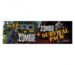 Gra na PC Axis Game Factory Axis Game Factory's+Zombie FPS+Survival Pack DLC