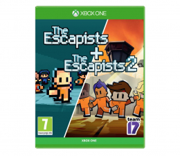Gra na Xbox One Xbox The Escapist + The Escapist 2