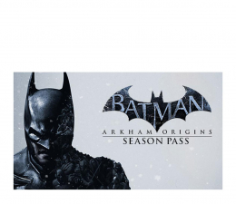 Gra na PC PC Batman: Arkham Origins - Season Pass ESD Steam