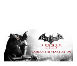 Gra na PC PC Batman: Arkham City (GOTY) ESD Steam