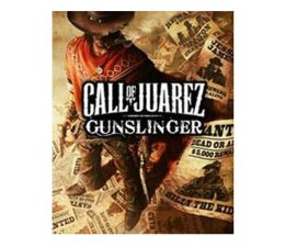 Gra na PC Ubisoft Call of Juarez: Gunslinger ESD Steam