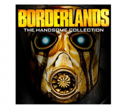 Gra na PC 2K Games Borderlands The Handsome Collection ESD Steam