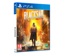 Gra na PlayStation 4 PlayStation BLACKSAD