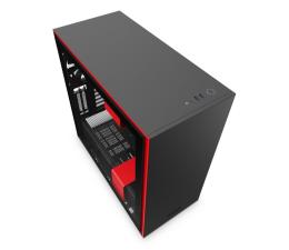 Obudowa do komputera NZXT H710i Red