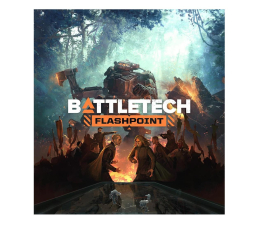 Gra na PC Paradox Interactive Battletech: Flashpoint ESD Steam