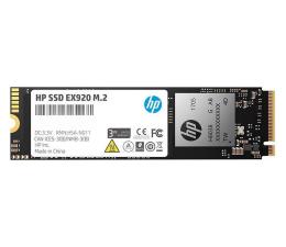Dysk SSD HP 256GB M.2 PCIe NVMe EX920