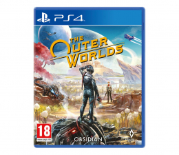 Gra na PlayStation 4 Take 2 The Outer Worlds