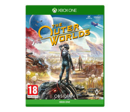 Gra na Xbox One Xbox The Outer Worlds