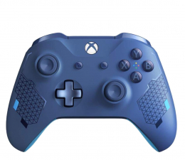 Pad Microsoft Xbox One S Wireless Controller - Sport Blue