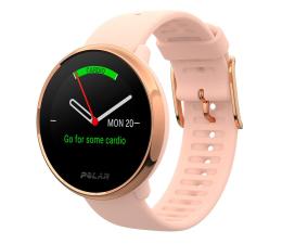 Zegarek sportowy Polar Ignite rózowo-złoty S