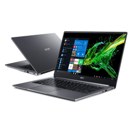 "Notebook / Laptop 14,1"" Acer Swift 3  i3-1005G1/8GB/512/W10 IPS Żelazny"