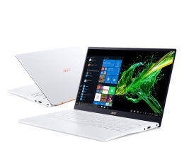 "Notebook / Laptop 14,1"" Acer Swift 5  i7-1065G7/16GB/512/W10 IPS Touch Biały"